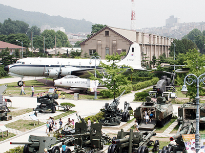 Outside Exhibition Area
