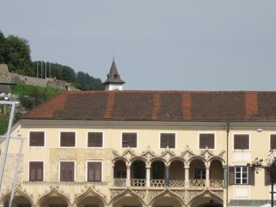 Kornmesserhaus In Bruck An Der Mur