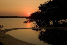 Kosi Forest Sunset