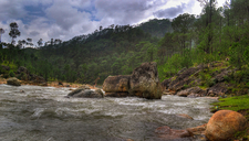 Kosi River Near Almora UT