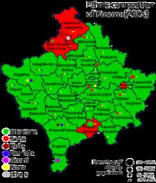 Kosovo Ethnic