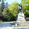 Kossuth Lajos Statue, Kiskunlacháza