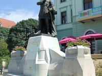 Kossuth estatua