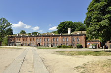 Barracks Shelters In Gdansk
