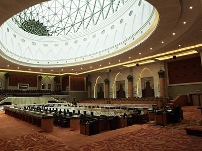 Kota Iskandar Johor - Inside View