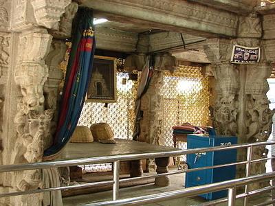 Kote Venkataramana Temple Mandapam