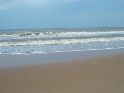 Kothapatnam Beach  View