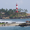 Kovalam - Beach & Lighthouse