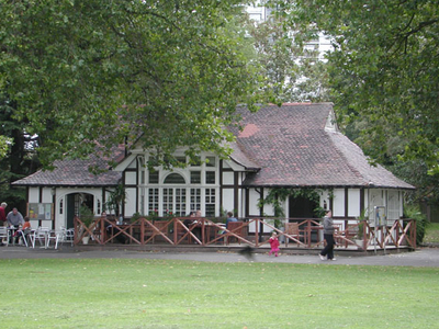 The Refreshment House