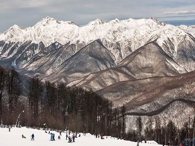 Krasnaya Polyana - Sochi Resort