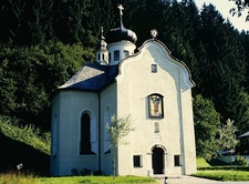 Kreuzkirche Pill Tirol Austria