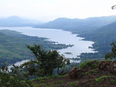 Krishna River & Valley - Mahabaleshwar - India