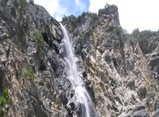 Kronburg Gorge Tyrol Austria