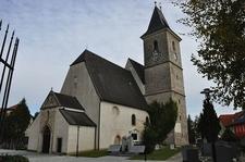 Kronstorf Parish Church, Upper Austria, Austria