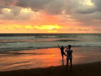 Bali Beach Couple