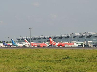 Kuala Namu International Airport Terminal