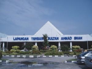 Kuantan  Airport  Building