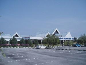 Kuantan  Airport  Carpark
