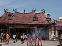 Kuan Yin Temple (Goddess of Mercy Temple)