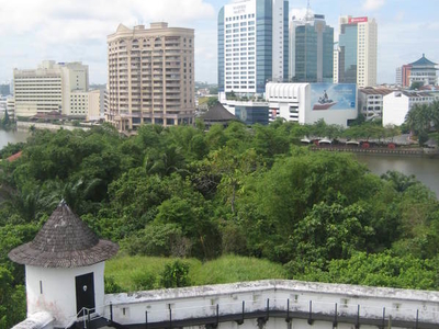 Kuching Fort Margherita