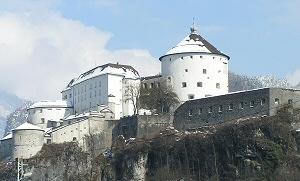 Fortaleza de Kufstein