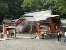 Kumano Nachi Shrine