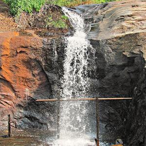 Kumbakkarai Waterfalls Port Blair