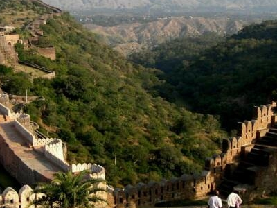 Kumbalgarh Fort Surrounding