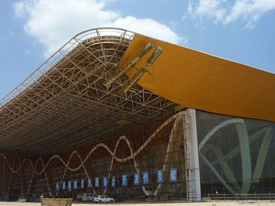 Kunming New Airport Terminal