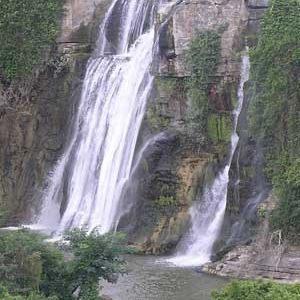 Kuntala Waterfalls