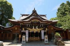 Kushida-jinja Shrine