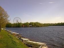 Kuusisaari - Oulu Finland