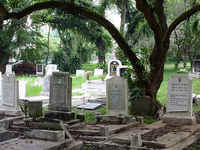 Kwong Tong Cemetery