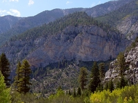 Kyle Canyon Road