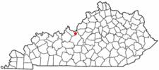 K Y Map Doton Fort Knox