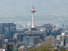 Overview Of Kyoto\'s Cityscape