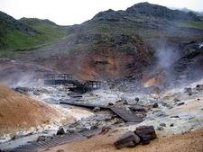 Kysuvik Hot Springs - Reykjanes Peninsula