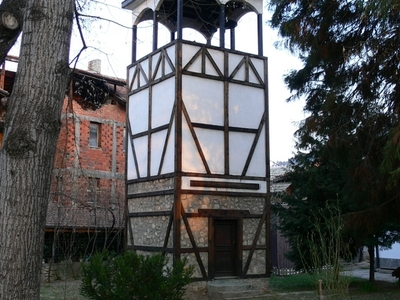 Timber-framed Tower