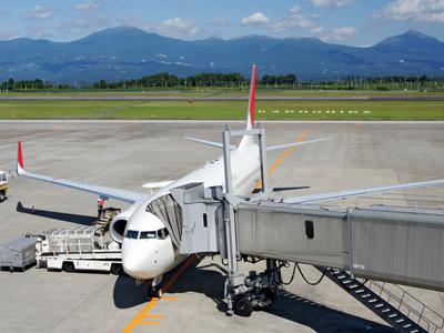 Kagoshima Airport Apron
