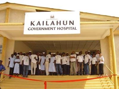 Kailahun Government Hospital