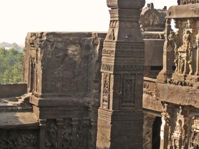 Kailash  Pillar