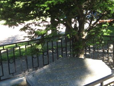 Freemason\'s Grave