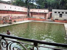 Kalighat Temple Tank
