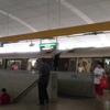 Platform Of Kallang MRT Station
