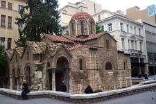 Church Of Panaghia Kapnikarea