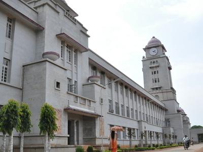 Karnataka  University  Dharwad