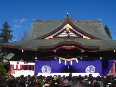 Kasama Inari Shrine