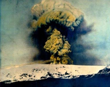 Katla Eruption