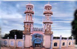 Kazimar Big Mosque At Kazimar Street