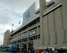 Kentucky Commonwealth Stadium Exterior